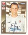 Sticker 343: Fußball Bundesliga (Offizielle Bundesliga Sticker-Sammlung 2010/2011 Autogramm-Auflage); Topps