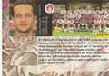 Trading Card 68: Rückseite Trading Card; Premium Cards Edition 96/97 (Die besten Spieler der Fußball Bundesliga); Panini Bilderdienst, Nettetal, Kaldenkirchen