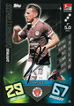 Trading Card 375 mit Orginalunterschrift: Dimitrios Diamantakos; Topps Match Attax 2019/2020; Topps