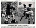 Serie Sp 2/c 12/54: Osnabrück holte sich bei St. Pauli die Niederlage ab; Drei Mohren Verlag