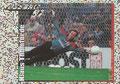 Glitzer Sticker 391: Klaus Thomforde; Fußball' 97; Panini Bilderdienst, Nettetal, Kaldenkirchen
