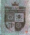 Sticker 92: Alte Wappen FCSP; Der Jahr 100 Verein; St. Pauli Sammeln! Panini Bilderdienst, Stuttgart
