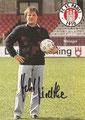 Saison: 1990/91 (1. Bundesliga); Trikowerbung: Deutscher Ring