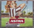 Etikett ohne Nummer; Auswechseln; FC St. Pauli Fanflaschen-Etiketten