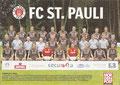 Morgenpost Beilage; Saison: 2002/03 (2. Bundesliga); Trikowerbung: Securvita (Das Beste Aus Zwei Welten)