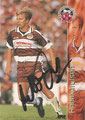 Trading Card 133 mit Orginalunterschrift: Andre Trulsen; Bundesliga Cards '96 ran Sat 1 Fußball; Panini Bilderdienst, Nettetal, Kaldenkirchen