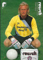 Variante 1: Werbekarte: Volker Ippig; Saison: 1988/89; Anmerkung: Werbung für: reusch, Torwarthandschuhe