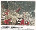 Sticker 72: Legendäre Gegengrade; 11 Freunde; Panini Bilderdienst, Tütenbilder, Planegg