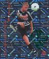 Glitzer Sticker 190 mit Orginalunterschrift: Christian Rahn; Fußball Bundesliga 2002; Panini Bilderdienst, Nettetal, Kaldenkirchen
