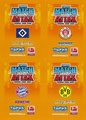 Rückseite Orginal Bogen: 267 Marius Ebbers, 82, 27, 221; Match Attax Traiding Card Game 2010/2011; Topps