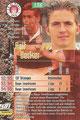 Trading Card 136: Rückseite Trading Card; Bundesliga Cards '96 ran Sat 1 Fußball; Panini Bilderdienst, Nettetal, Kaldenkirchen