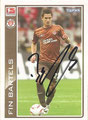 Sticker 231: Fin Bartels  (Rookies); Fußball Bundesliga (Offizielle Bundesliga Sticker-Sammlung 2010/2011 Autogramm-Auflage); Topps