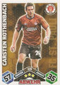 Trading Card S29: Carsten Rothenbach; Match Attax Special; Bundesliga 2010/2011; Topps