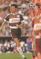 Trading Card 132: Dirk Damman; Bundesliga Cards '96 ran Sat 1 Fußball; Panini Bilderdienst, Nettetal, Kaldenkirchen