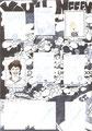 4 Demension; Stickeralbum Nr 2; Albumseiten da keine Sticker Vorhanden