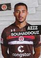 Ich suche folgende Autogrammkarten mit Orginalunterschtrift aus der Saison 2018/19: Aziz Bouhaddouz (Siehe Bild)