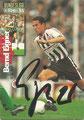 Trading Card 170 mit Originalunterschrift: Bernd Eigner; Bundesliga Collection 97 (Die Cards-Kollektion zur Rückrunde der Saison 97); Panini Bilderdienst, Nettetal, Kaldenkirchen