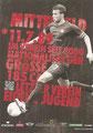 Dennis Daube; Rückseite Autogrammkarte: Saison 2012/13 (2. Bundesliga)