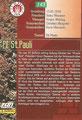 Trading Card 143: Rückseite Wappen; Bundesliga Cards '96 ran Sat 1 Fußball; Panini Bilderdienst, Nettetal, Kaldenkirchen