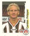 Sticker 195: Fußball Bundesliga (Die Endphase der Saison 96/97); Panini Bilderdienst, Nettetal, Kaldenkirchen