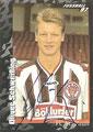 Sticker 384 mit Orginalunterschrift: Fußball' 97; Panini Bilderdienst, Nettetal, Kaldenkirchen
