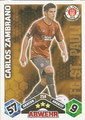Trading Card 258: Match Attax Traiding Card Game 2010/2011; Topps