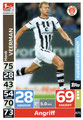Trading Card 671: Henk Veermann; Topps Match Attax Extra 2018/2019; Topps