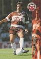 Trading Card 134: Paul Caliguri; Bundesliga Cards '96 ran Sat 1 Fußball; Panini Bilderdienst, Nettetal, Kaldenkirchen
