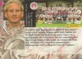 Trading Card 66: Rückseite Trading Card; Premium Cards Edition 96/97 (Die besten Spieler der Fußball Bundesliga); Panini Bilderdienst, Nettetal, Kaldenkirchen