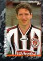 Sticker 387 mit Orginalunterschrift: Fußball' 97; Panini Bilderdienst, Nettetal, Kaldenkirchen
