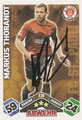 Trading Card S30 mit Orginalunterschrift: Markus Torandt; Match Attax Special; Bundesliga 2010/2011; Topps