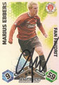 Trading Card S51 mit Orginalunterschrift: Marius Ebbers (FAN Favorit); Match Attax Special; Bundesliga 2010/2011; Topps