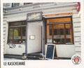 Sticker 196: Le Kaschemme; Fankneipen; St. Pauli Sammeln! Panini Bilderdienst, Stuttgart