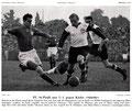 "Serie Sp 2/c 37/53:  FC. St. Pauli nur 1:1 gegen Kieler ""Störche""; Sp 2/c 37/53;  Drei Mohren Verlag"