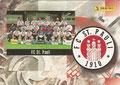 Trading Card 69: Rückseite Wappen Card; Premium Cards Edition 96/97 (Die besten Spieler der Fußball Bundesliga); Panini Bilderdienst, Nettetal, Kaldenkirchen