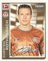 Sticker 347: Fußball Bundesliga (Offizielle Bundesliga Sticker-Sammlung 2010/2011 Autogramm-Auflage); Topps
