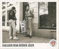 Sticker 156: Fanladen beim Grünen Jäger; Fanladen St. Pauli; St. Pauli Sammeln! Panini Bilderdienst, Stuttgart