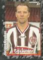 Sticker 381 mit Orginalunterschrift: Fußball' 97; Panini Bilderdienst, Nettetal, Kaldenkirchen