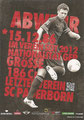 Sören Gonther; Rückseite Autogrammkarte: Saison 2012/13 (2. Bundesliga)
