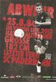 Florian Mohr; Rückseite Autogrammkarte: Saison 2012/13 (2. Bundesliga)