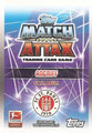 Trading Card 645: Rückseite Trading Card; Topps Match Attax Extra 2015/2016; Topps