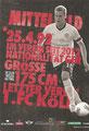 Christopher Buchtmann; Rückseite Autogrammkarte: Saison 2012/13 (2. Bundesliga)