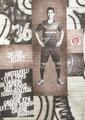 Rückseite Autogrammkarte: Saison 2013/14 (2. Bundesliga); Anmerkung: Kiez Helden Schriftzug auf dem Trikot