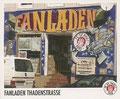Sticker 157: Fanladen Thadenstraße; Fanladen St. Pauli; St. Pauli Sammeln! Panini Bilderdienst, Stuttgart