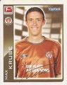 Sticker 356: Fußball Bundesliga (Offizielle Bundesliga Sticker-Sammlung 2010/2011 Autogramm-Auflage); Topps