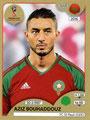 Sticker 170: Russia 2018 (Fifa World Cup); Gold Edition (Schweiz); Panini Bilderdienst, Tütenbilder