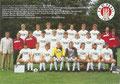 Mannschaftskarte 1:  FC St. Pauli 1910; Saison: 1987/88; Ligazugehörigkeit: 2. Bundesliga