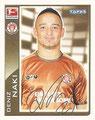 Sticker 351: Fußball Bundesliga (Offizielle Bundesliga Sticker-Sammlung 2010/2011 Autogramm-Auflage); Topps