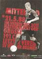Kevin Schindler; Rückseite Autogrammkarte: Saison 2012/13 (2. Bundesliga)