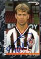 Sticker 375 mit Orginalunterschrift: Fußball' 97; Panini Bilderdienst, Nettetal, Kaldenkirchen